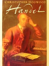 Handel by Christopher Hogwood and Anthony Hicks (1996, Paperback) store#915
