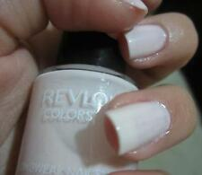 NEW! Revlon Colorstay Nail Polish Lacquer in PALE CASHMERE #020