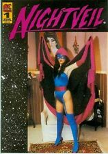 Nightveil / Colt One-Shot # 1 (52 pages, flip-book) (USA, 1996)