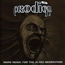 THE PRODIGY - MORE MUSIC FOR THE JILTED GENERATION (RE-ISSUE) 2 CD NEU