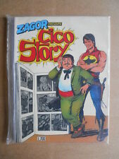 CICO STORY - Zagor Daim Press 1979 [G374]