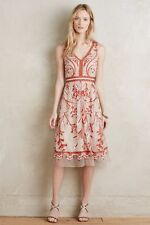 Anthropologie $268 Alicante Dress ~Size 2, XS~ NWT! CURRENT ITEM ~ Beautiful!