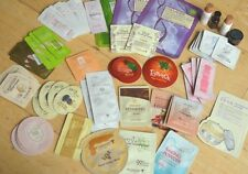 20PCS Korean Cosmetic Samples!ETUDE HOUSE+TONY MOLY+MISSHA+SKINFOOD+FREE MASK