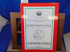 collectif Les Manuscrits du C.E.D.R.E. Dictionnaire Historique et Généalogi...