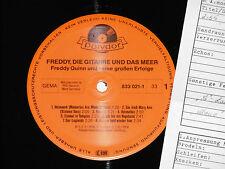 FREDDY QUINN -Freddy, die Gitarre und das Meer- LP 1987 Polydor Archiv-Copy mint