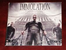 Immolation: Kingdom Of Conspiracy CD 2013 Nuclear Blast Records USA NB 2952-2