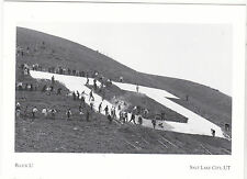 """*Postcard-""""The University of Utah's Block U"""" @ Salt Lake City, Utah (#46"""