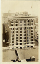 Photo Argentique Alaska Building Frisco Texas ? United States Vers 1918