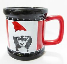 Coffee mug cup with dog picture beagle puppy keith kimberlin 2006