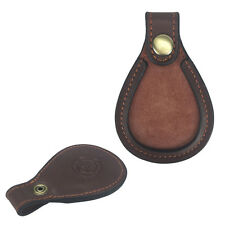 Tourbon Toe Protector Pad Barrel Rest Real Leather Shotgun Target Clay Shooting
