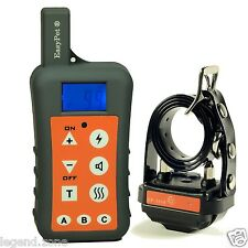 EASYPET 1200M Range Waterproof Rechargeable Remote Dog Pet Training Shock Collar