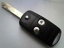GENUINE HONDA CIVIC Type R, S2000,JAZZ,HRV,CRV ETC 2 BUTTON REMOTE FLIP KEY FOB