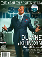 Dwayne Johnson - The Rock - Sports Illustrated Year in Sports Media - 2016