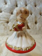 Lefton Valentine Angel with Hearts figurine #2774
