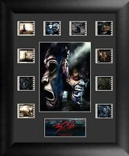Film Cell Genuine 35mm Framed & Matted 300 Rise of an Empire Montage USFC6101