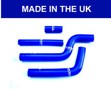 YAMAHA YZ 125 SILICONE RADIATOR HOSES 96-01 BLUE COOLANT WATER PIPES KIT