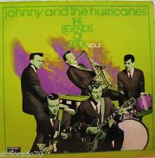 JOHNNY and THE HURRICANES The Legends Of Rock Vol. 2 LP
