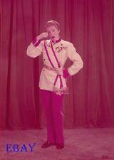 Jarmila Novotna in King drag Vintage 5  X  7   transparency 1950