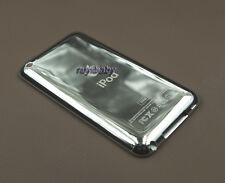 metal back case housing cover white frame bezel bracket for ipod touch 4th 32gb