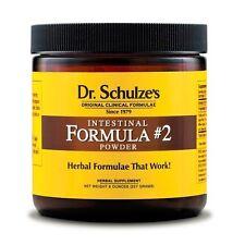 Dr. Schulze's Intestinal Formula #2 Powder 8 oz