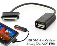 USB Host On-The-Go OTG Adapter Cable For Samsung Galaxy Tab P7300 P7310