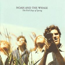 Noah and the Whale: The First Days of Spring  Audio CD