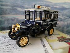 Matchbox  collectibles 1922 Scania Post bus YET04