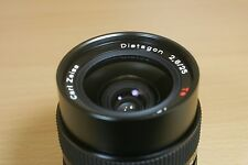 25   CONTAX Distagon 25mm F2.8 MMJ / Made in Japan / Carl Zeiss T*  Lens