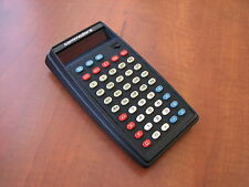 MINT Vintage 1973 Commodore Scientific RED-LED electronic pocket Calculator