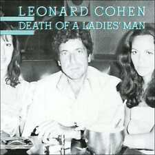 LEONARD COHEN : DEATH OF A LADIES MAN (CD) sealed