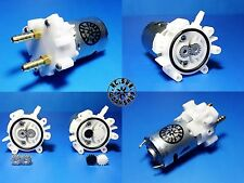 Metal Gear Water Pump ( 2 Way Pump ) DC4v - 12v
