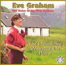 FREE US SH (int'l sh=$0-$3) ~LikeNew CD Eve Graham: Mountains Welcome Me Home