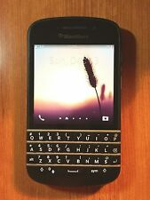 BLACKBERRY Q10 (UNLOCKED) + EXCELLENT+ ON SALE !!