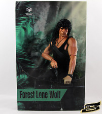 1/6 John Rambo Figure Lone Wolf First Blood Toys Hot Rocky Ross Stallone USA