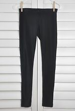 THEORY $85 Super Soft Stretch Elastic Waist Leggings Pants Size Small
