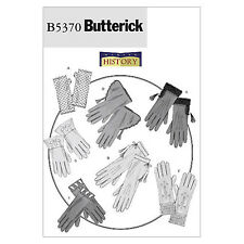 Butterick 5370 Sewing Pattern to MAKE Historic Gloves Costume Steampunk Cosplay