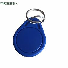 13.56MHZ MIFARE Classic 4K Identification Door Entry Access Keyfob Card-100pcs