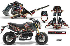 Honda Graphic Kit AMR Racing Bike Decal Grom 125 Decal MX Parts 2013-2015 WW2