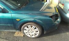 FORD MONDEO MK3 O/S/F DRIVER SIDE WING PANEL IN GREEN