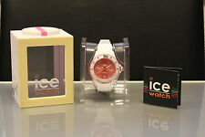 Ice-Watch Uhr - Ice-White-White-Fluo-Pink-Big = Sonderangebot !!! (5)