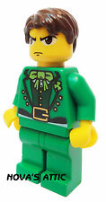 LEGO TOWN CITY  BOY ANGRY FACE MINIFIGURE  NEW