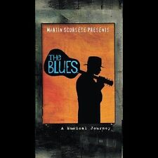 MARTIN SCORSESE PRESENTS THE BLUES A MUSICAL JOURNEY 5 CD BOX SET FACTORY SEALED