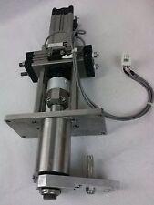 TEL Tokyo Electron SMC XT317 Process Door Pneumatic Rotary Actuator, Used