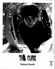 RARE Original Press Photo of Robert Smith the Lead Singer of the Band The Cure