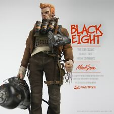 DAM 1/6 ZP001 Mind Game Gobi Squad Black Eight Frank Chamber Collectible Figure