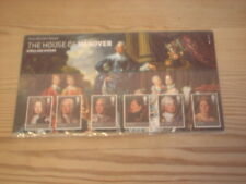 2011 House of Hanover including Mini Sheet Stamp Presentation Pack