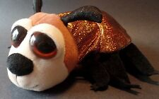 Caltoy Beetle Hand Puppet Plush Stuffed Animal Bug Insect  Big Eyes Sparkly