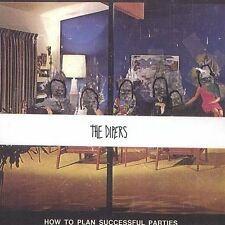 FREE US SHIP. on ANY 2 CDs! NEW CD Dipers: How to Plan Successful Parties