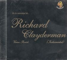 Richard Clayderman Instrumental Homenaje by Vivian Rovich CD New Nuevo Sealed