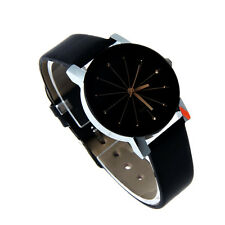 New Vogue Women Casual Watch Diamond Stainless Steel Analog Quartz Watch Black